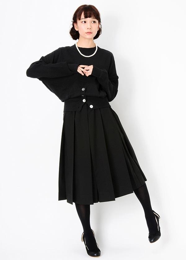 メルシーボークー、 / S クロメルシーニット / セーター