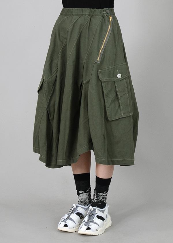 メルシーボークー、 / B:メルミリ / スカート