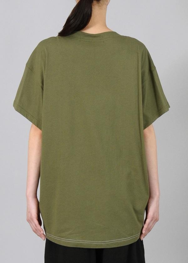 メルシーボークー、 / B:あわせシャンブレー / Tシャツ