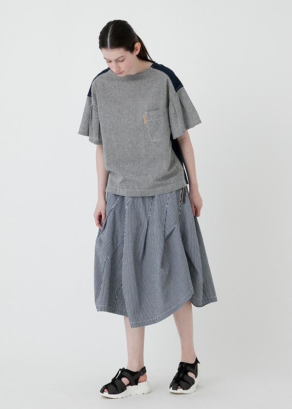 メルシーボークー、 / S:Leeヒッコリー / スカート