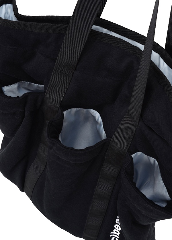 メルシーボークー、 / S 巾着トート / バッグ
