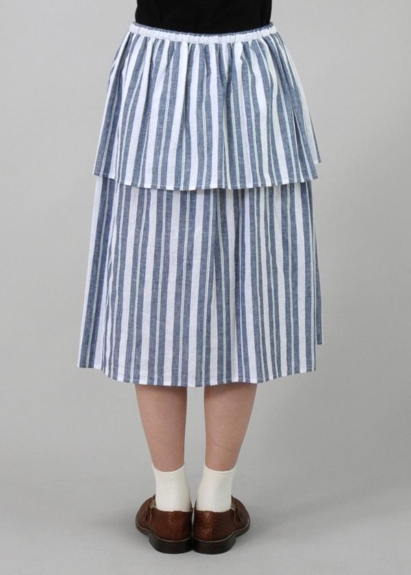 ネ・ネット / S パジャマストライプ / スカート