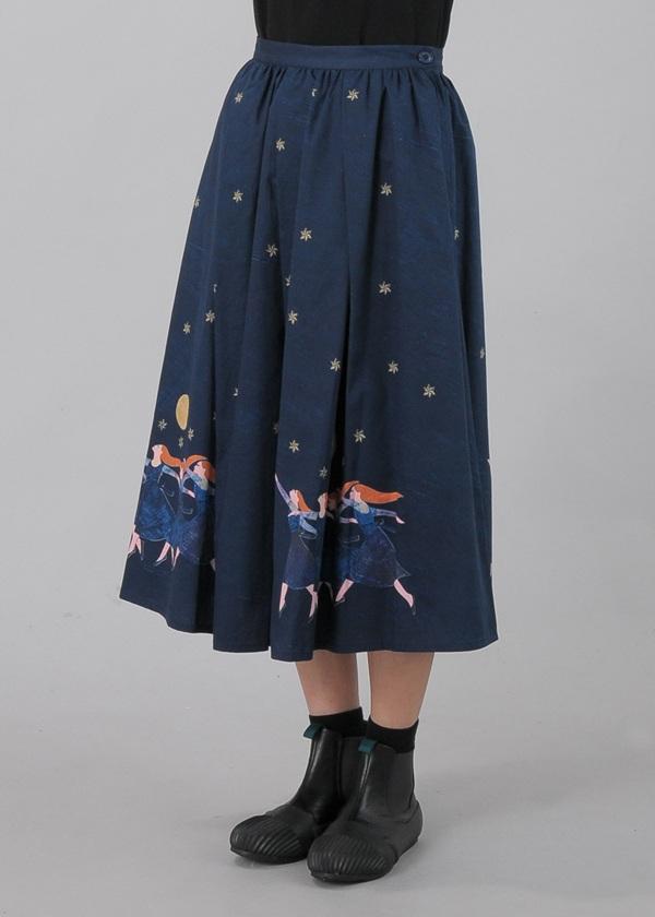 ネ・ネット / S 月夜のダンス / スカート