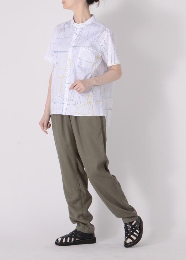 ネ・ネット / ドローイングシャツ / シャツ