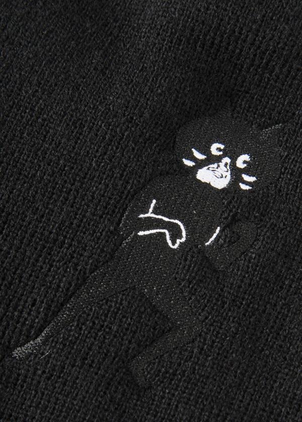 にゃー / S 【別注】にゃーまん×New Era Basic Cuff Knit / 帽子