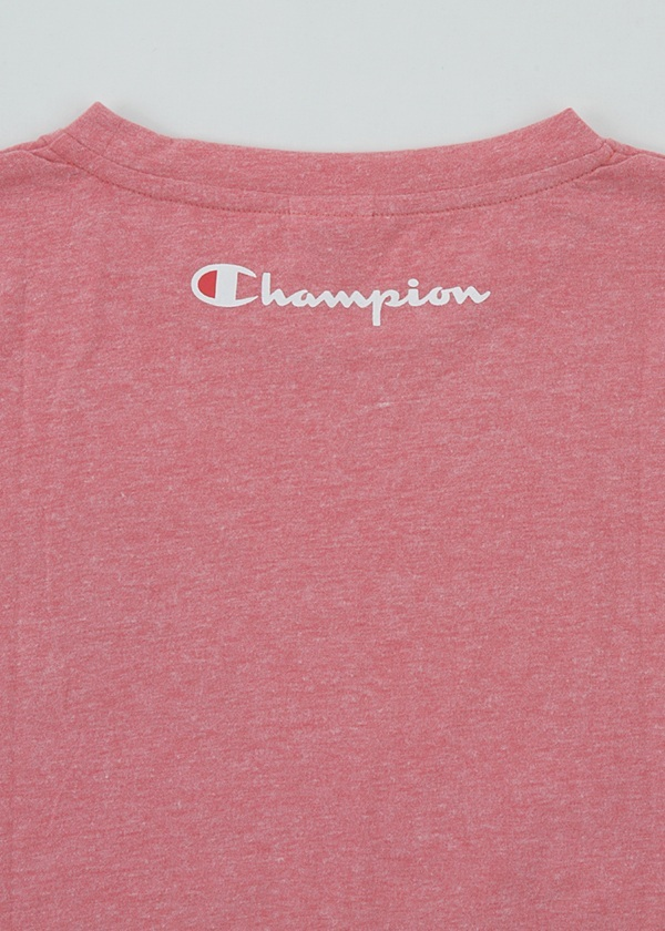 にゃー / S にゃーとチャンピオンのスラブT / Tシャツ