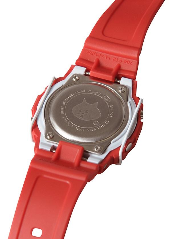 にゃー / にゃー× BABY-G / 時計