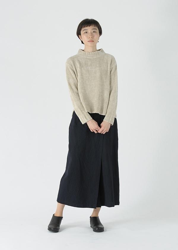 Plantation / 綿麻モール / ニット