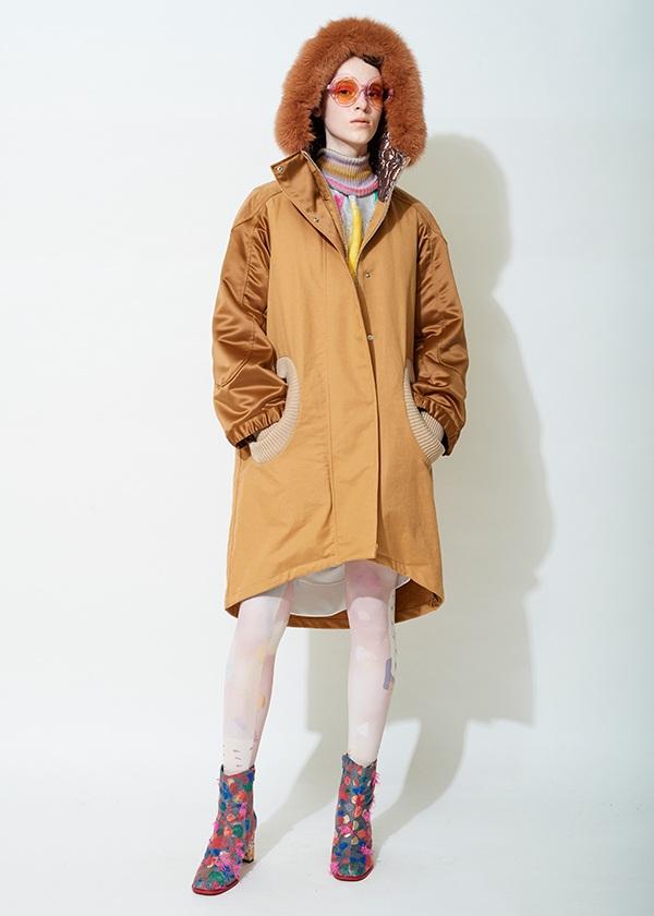 TSUMORI CHISATO / アマモール / コート