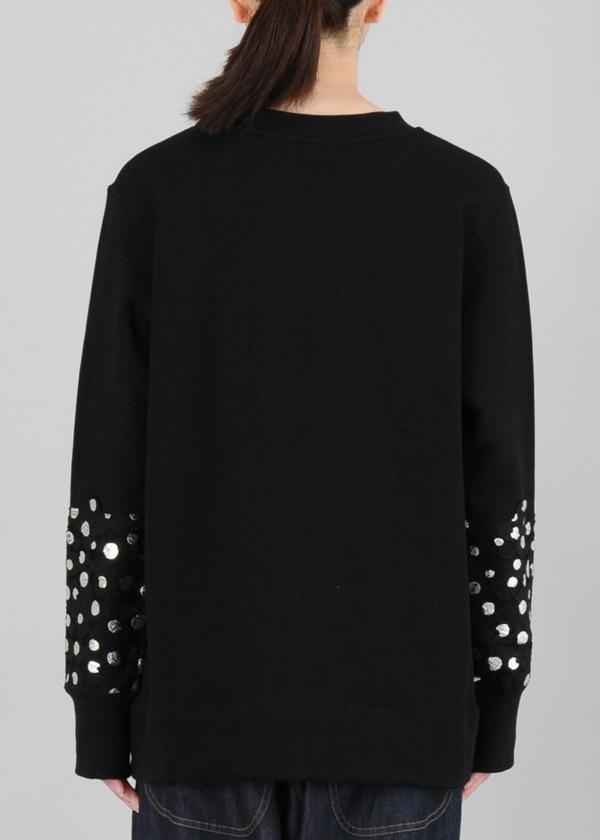 TSUMORI CHISATO / S キャットドットレースT / Tシャツ