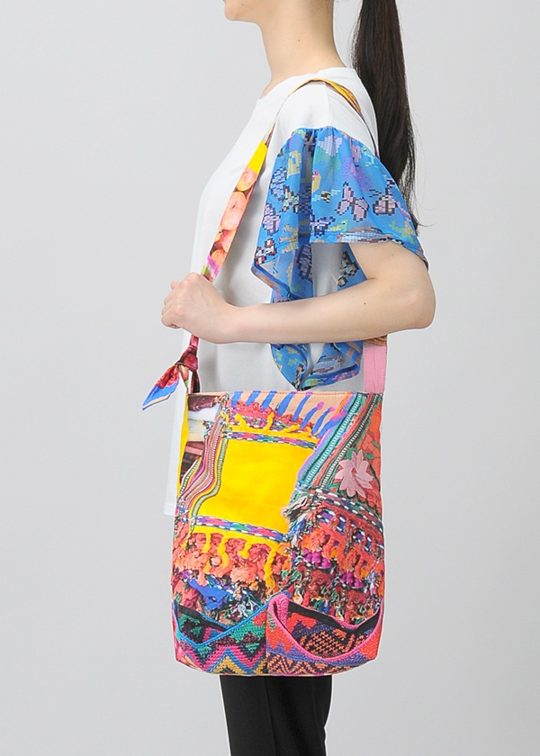 TSUMORI CHISATO / S グアテマラマーケットバッグ / トートバッグ