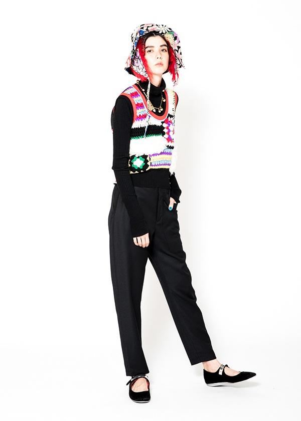 TSUMORI CHISATO / S WRサキソニー / パンツ
