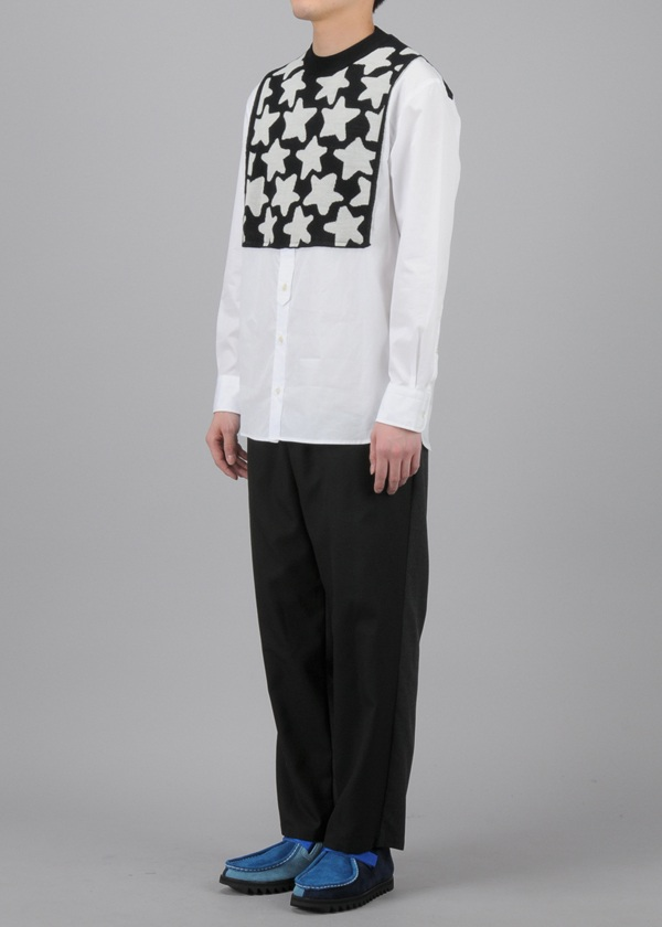 TSUMORI CHISATO / メンズ スタージャガードシャツ / シャツ
