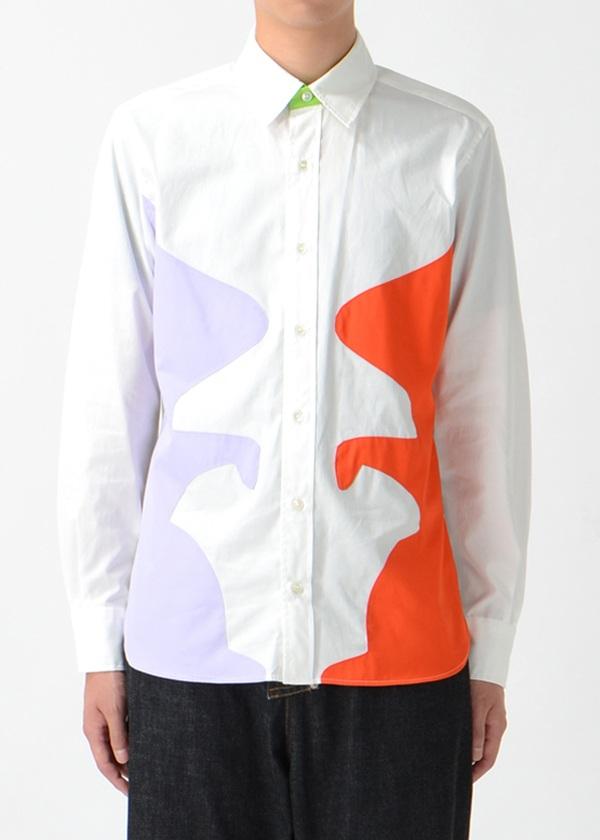 TSUMORI CHISATO / S メンズ リスキリカエシャツ / シャツ