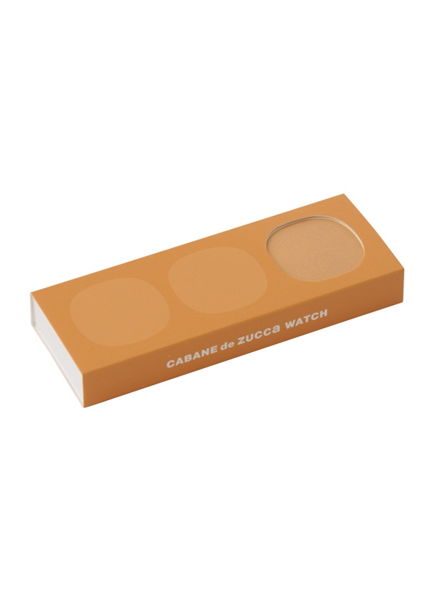ZUCCa / GF Butter Sable / 時計