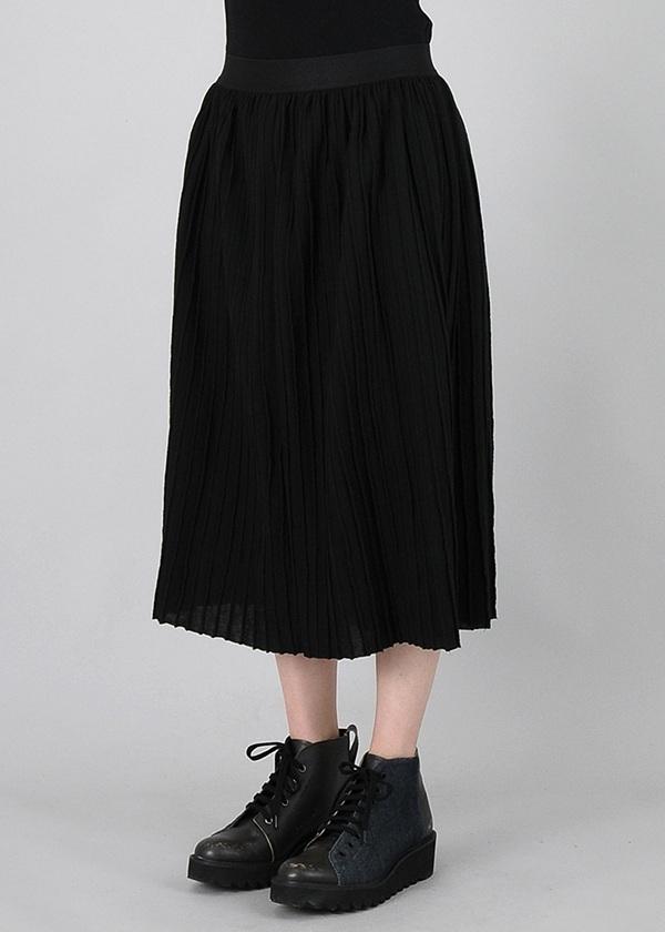ZUCCa / プリーツジャージィー / スカート