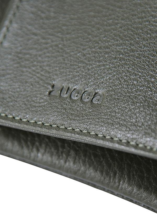 ZUCCa / S レザーウォレット / 財布