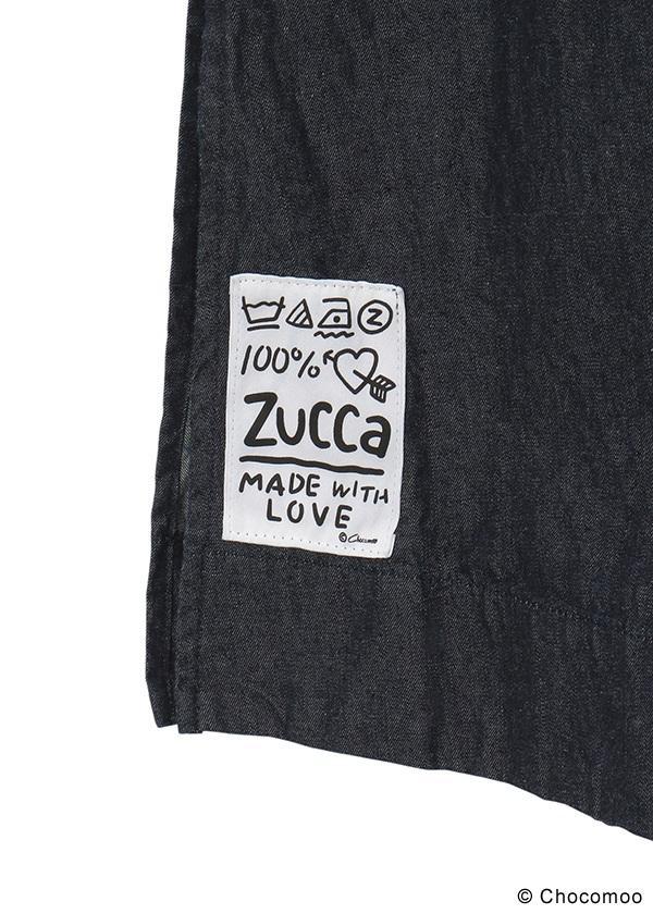 <先行予約> ZUCCa / (S)Chocomoo×ZUCCa デニム / ワンピース