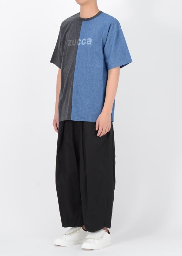 ZUCCa / ドッキングデニム / カットソー