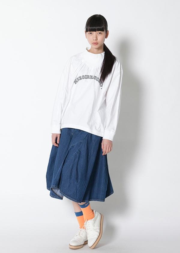 メルシーボークー、 / S B:デニふわスカ / スカート