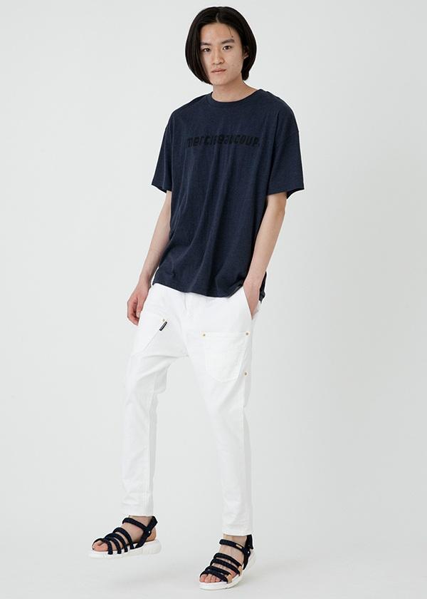 メルシーボークー、 / メンズ 【別注】 L:うしろまえデニム / デニムパンツ