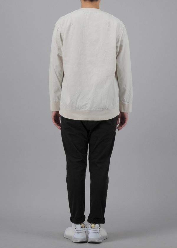 メルシーボークー、 / S メンズ B:スウェットシャツ布 / シャツ