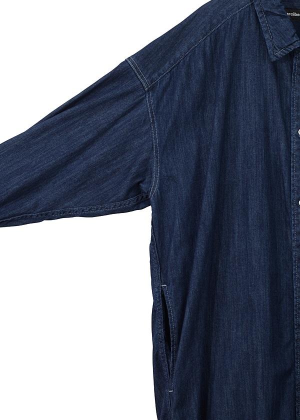 メルシーボークー、 / B:デニシャツ / ワンピース