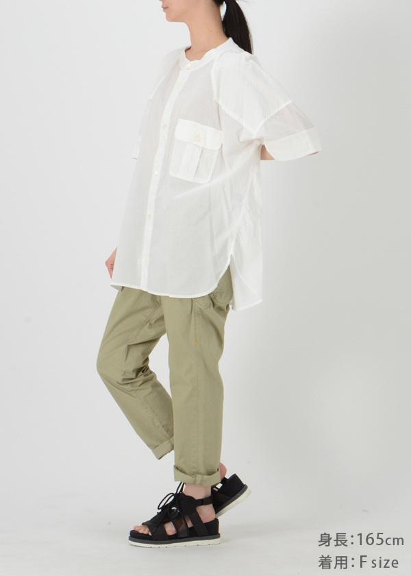 メルシーボークー、 / B:うすシャツ / ブラウス