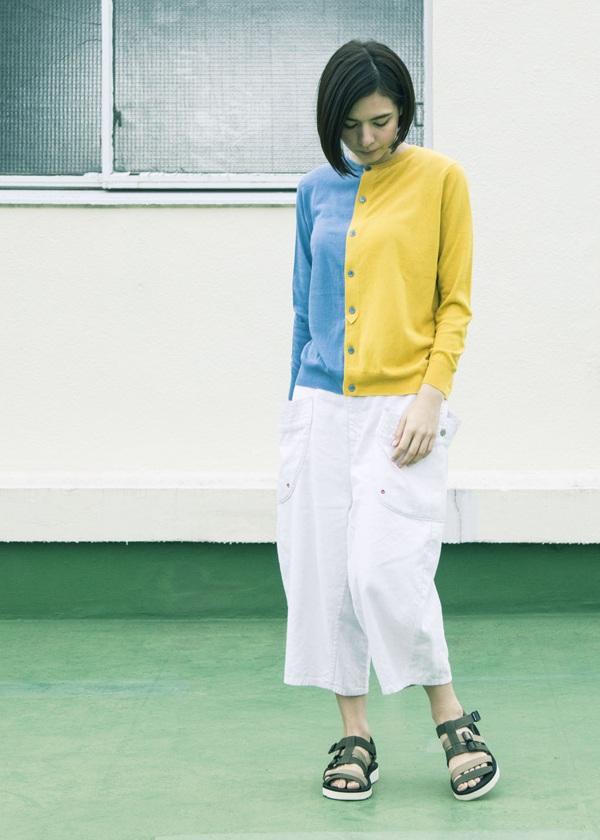ネ・ネット / S pickable knit / カーディガン