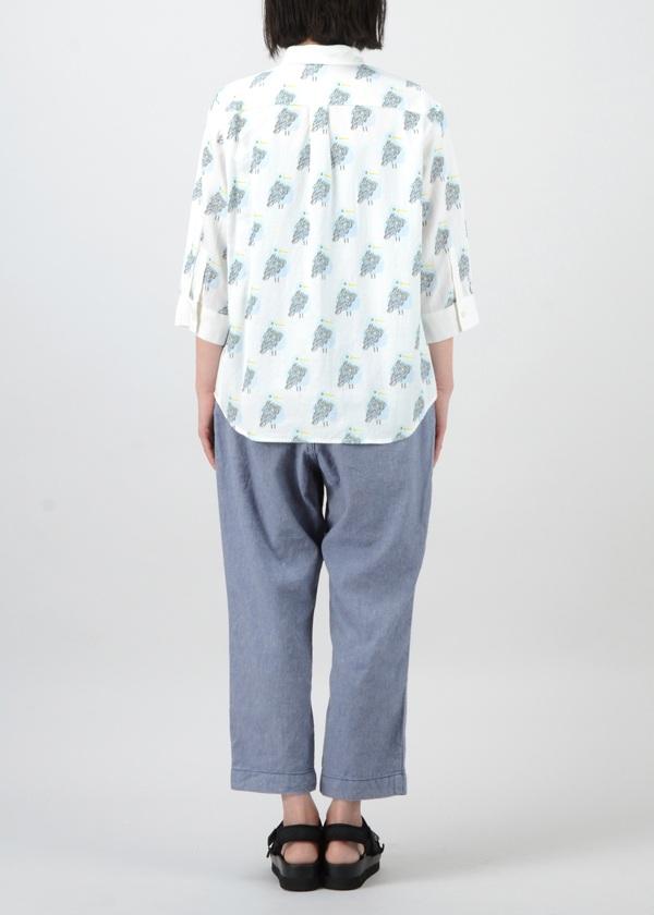 ネ・ネット / ふわふわとり / シャツ