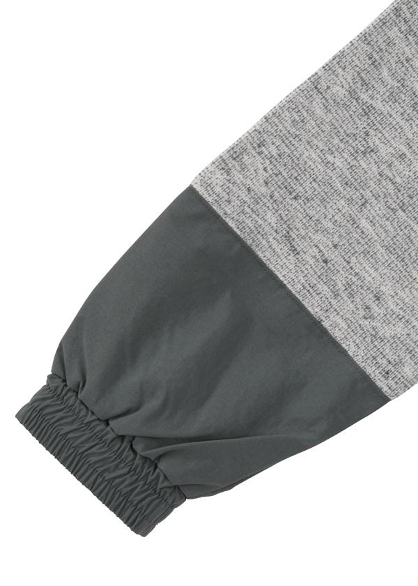 ネ・ネット / メンズ ツイードジャージ / 羽織り