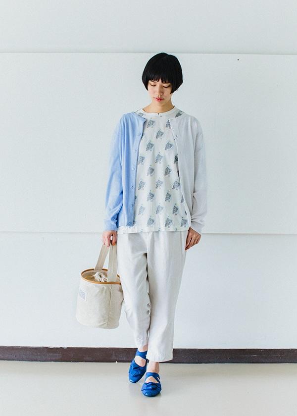ネ・ネット / pickable sherbet knit / カーディガン