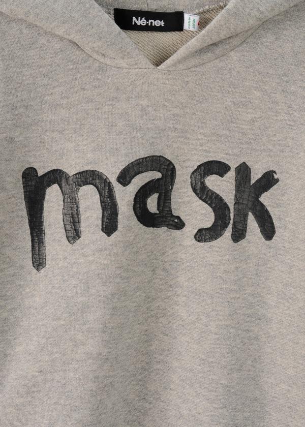 ネ・ネット / S MASK COLLECTION裏毛 / パーカー