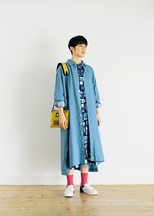 ネ・ネット / GF soumoku-senシャツ / コート
