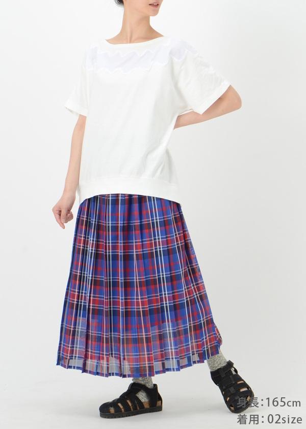 ネ・ネット / ナミパッチジャージ / カットソー