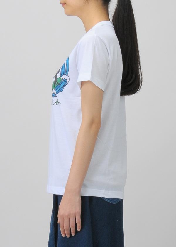にゃー / S さーふにゃーT / Tシャツ