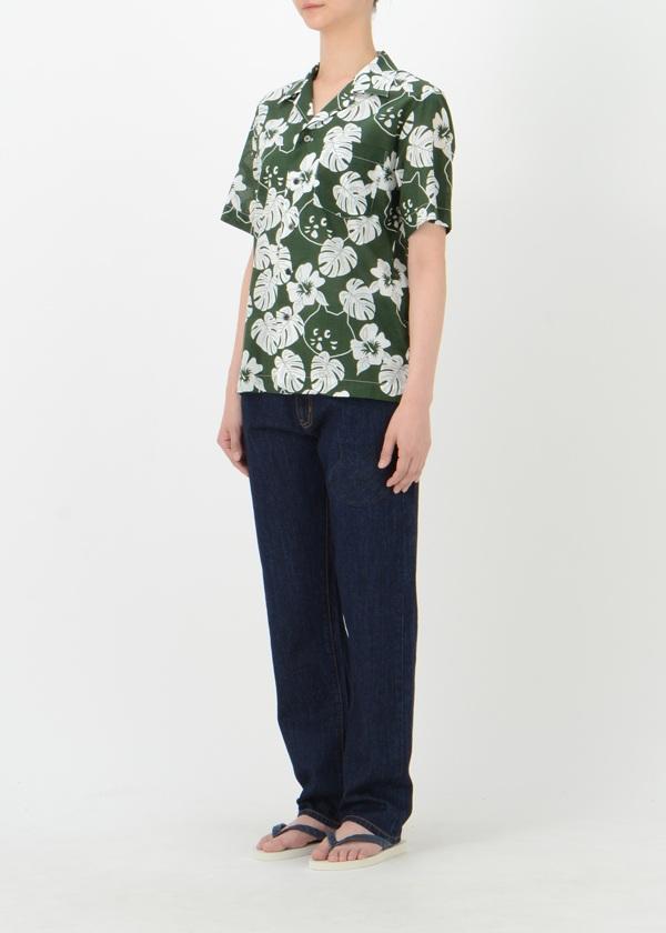 にゃー / にゃーアロハシャツ / シャツ