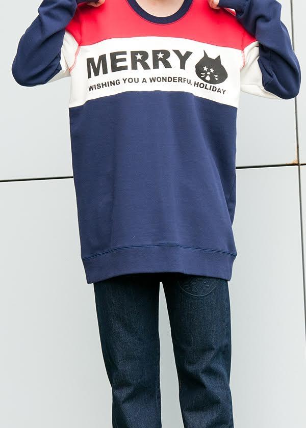 にゃー / MERRYにゃー裏毛 / トレーナー