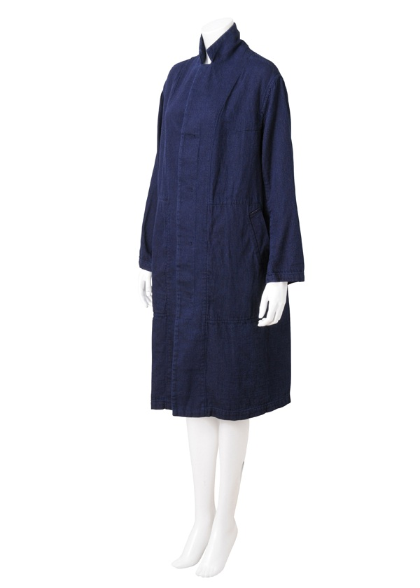 Plantation L-line / (N)Bizen Double Cloth / コート