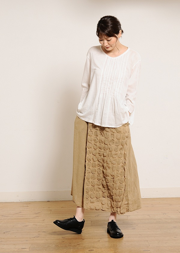 Plantation / ヘリンボーンRipple / スカート