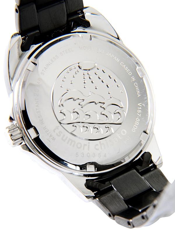 TSUMORI CHISATO / bigcat! marine / 時計