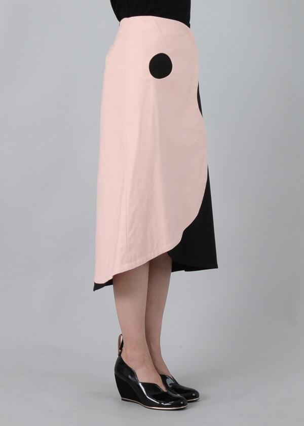 TSUMORI CHISATO / C/Pストレッチ / スカート