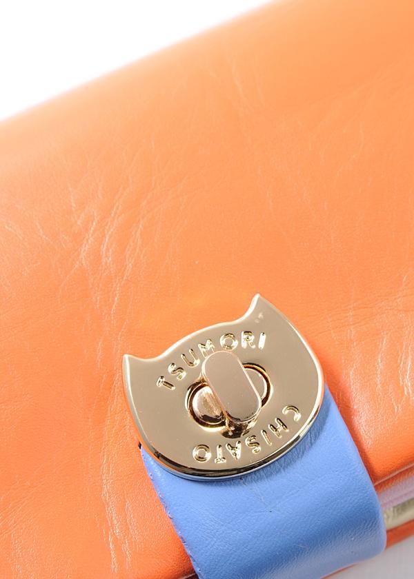 TSUMORI CHISATO / S ネコフネリパース / 財布