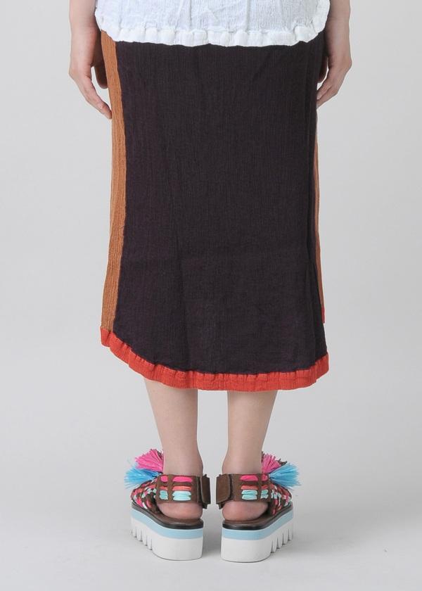 TSUMORI CHISATO / S クレプリマルチライン 1 / スカート