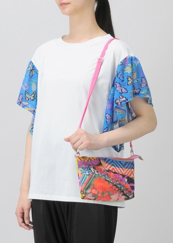 TSUMORI CHISATO / グアテマラマーケットバッグ / ショルダーバッグ