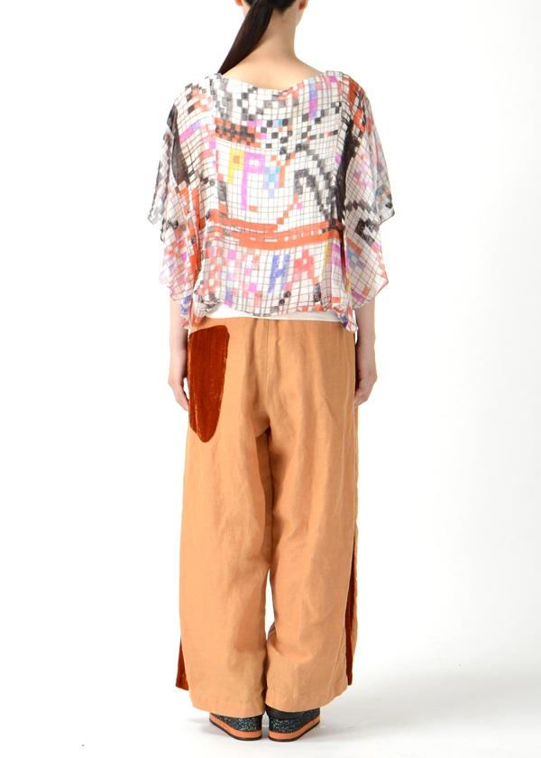 TSUMORI CHISATO / グアテマラハッピードッキングT / Tシャツ