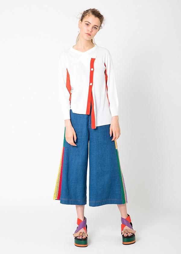 TSUMORI CHISATO / レヨナイ / カーディガン