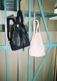 ZUCCa / S (D)BASIC MESH BAG / リュック