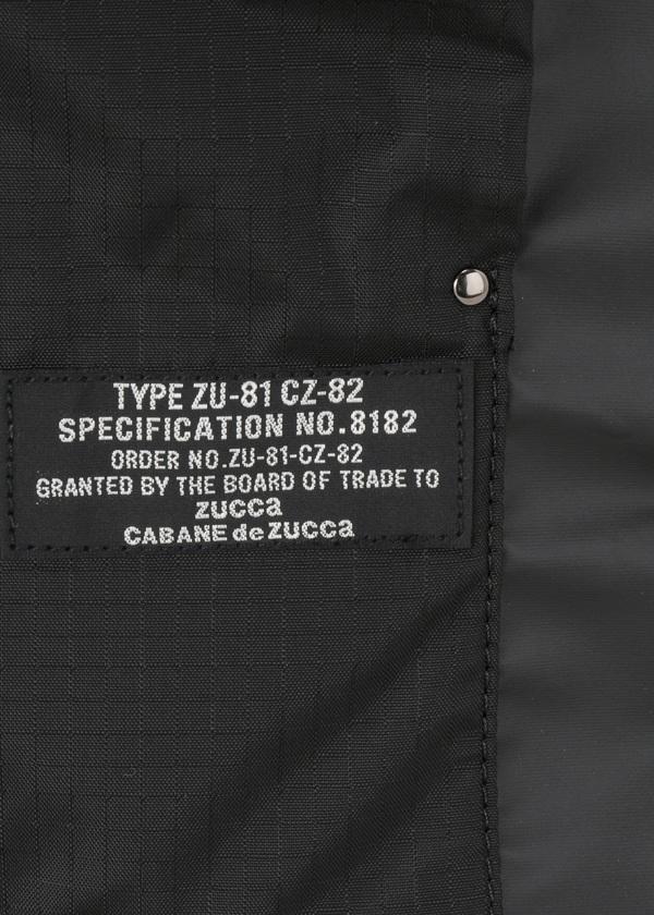 ZUCCa / S メンズ リップ2WAYバッグ / バッグ