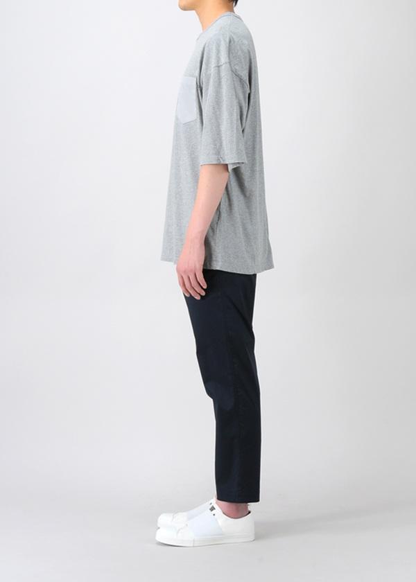 ZUCCa / S メンズ POCKET Tシャツ / Tシャツ